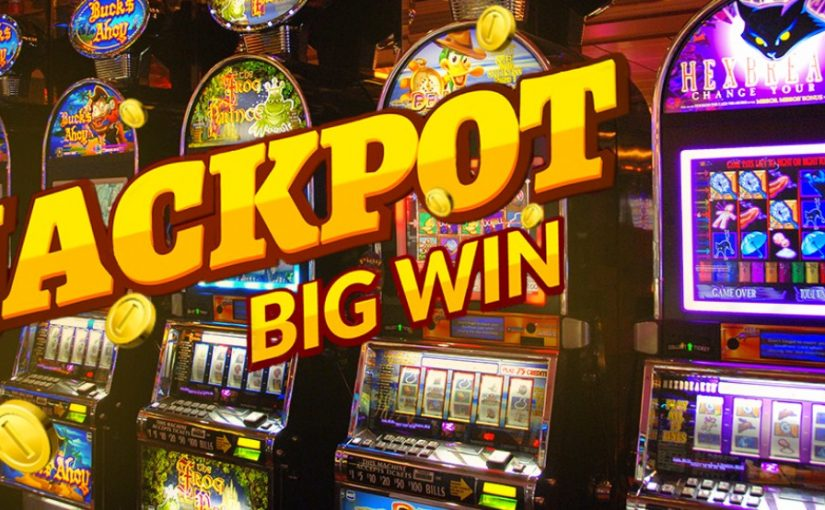 Agen Judi Slot Online Jackpot Terbesar Uang Asli